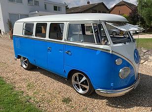 1967 VW Splitscreen Camper Van