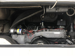 Westfalia Camper Aircooled Engine