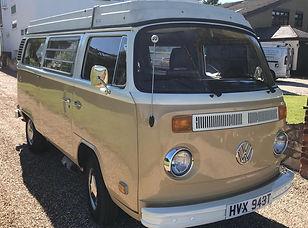Stan 1979 VW Westfalia