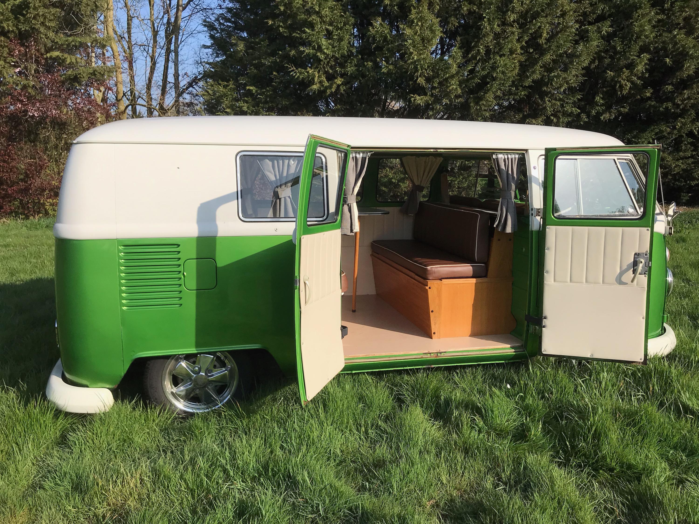 vw split screen camper for sale