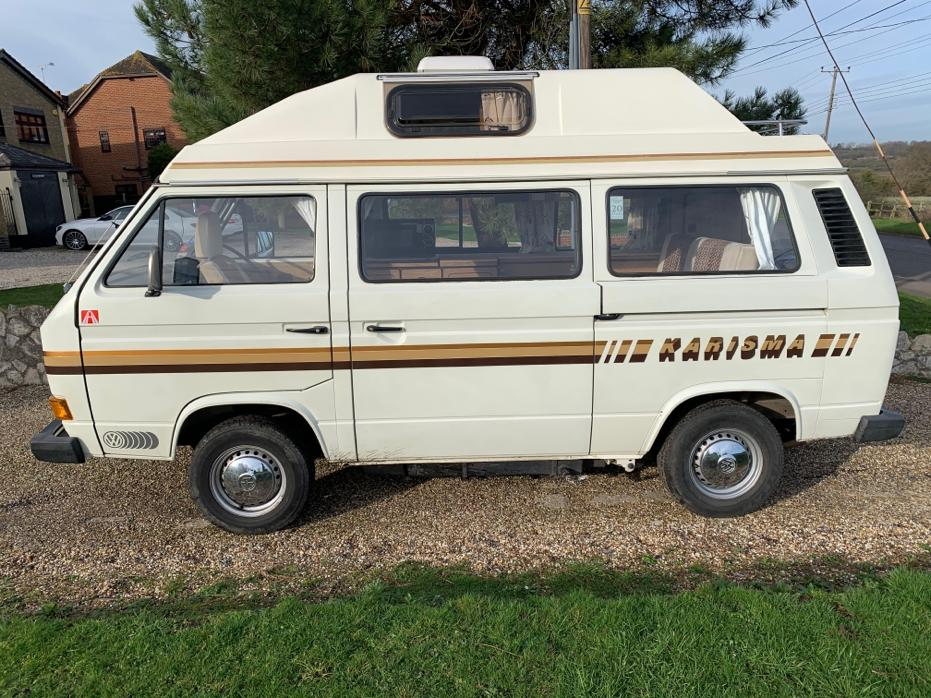 SELECTION OF VW CAMPERS FOR SALE