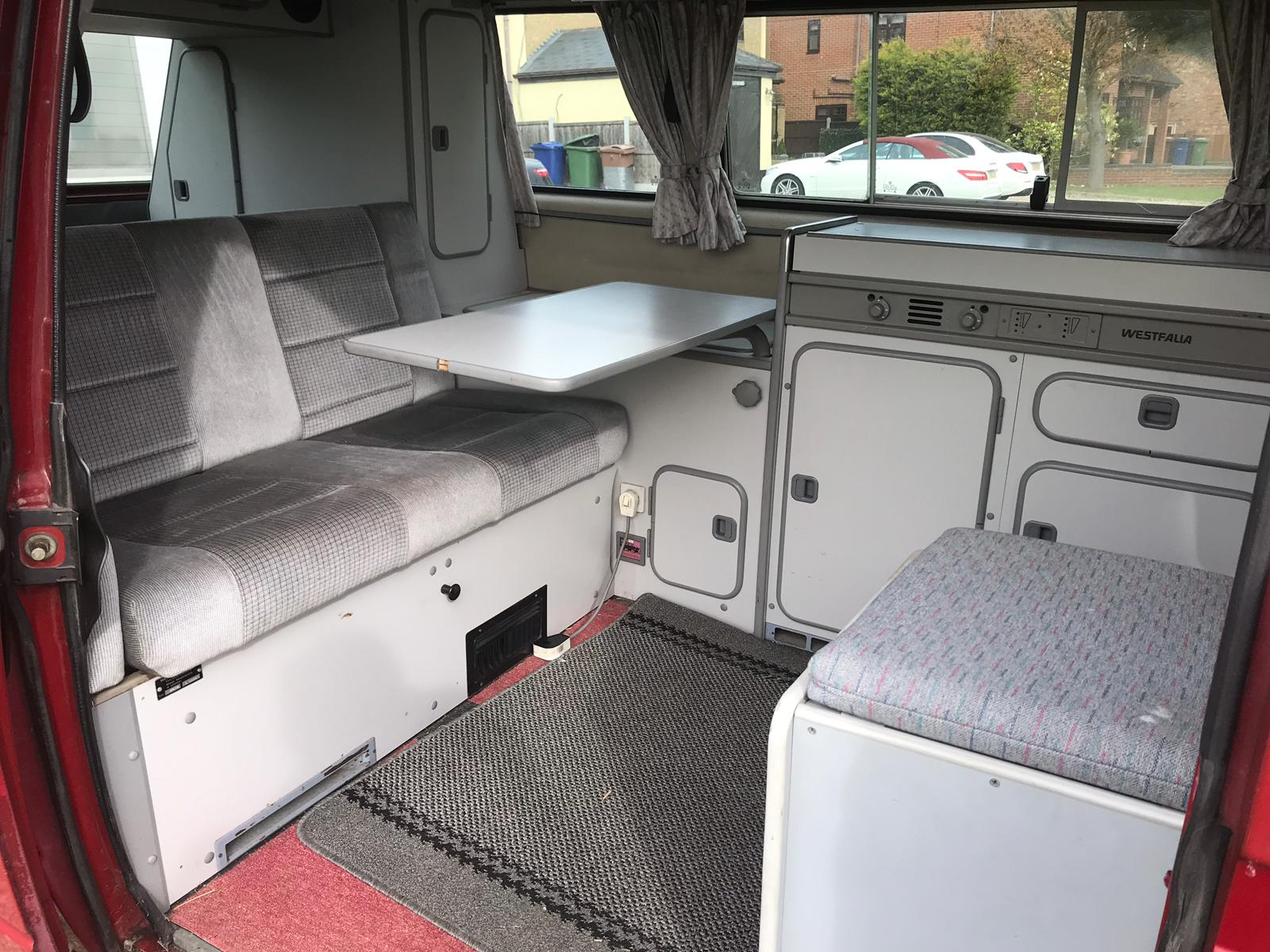 VW T25 campervan for sale essex
