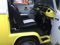 1973 Westfalia Camper Cab