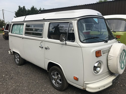 1973 Westfalia Camper Van