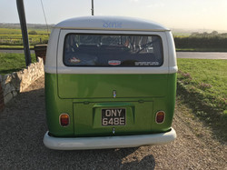 For sale vw split screen camper van