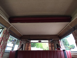 VW Westfalia Camper Van Roof