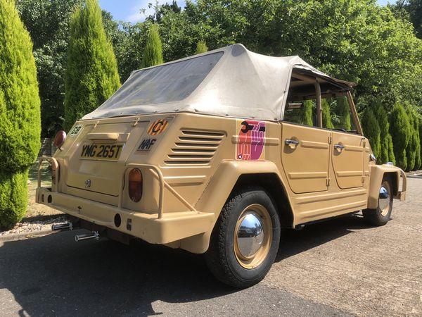 VW-Trekker