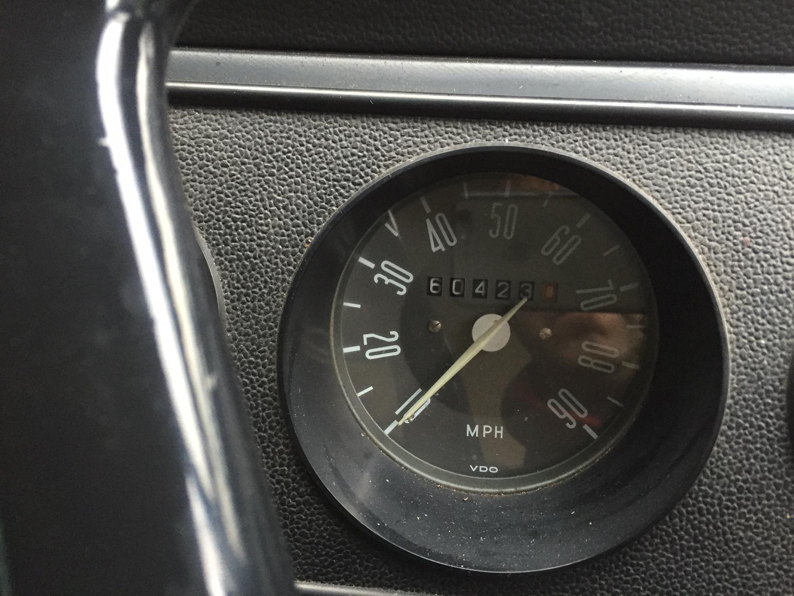 VW 1973 Panel Van