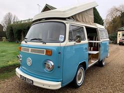 4 berth vw campervans