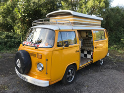 vw devon campers for sale