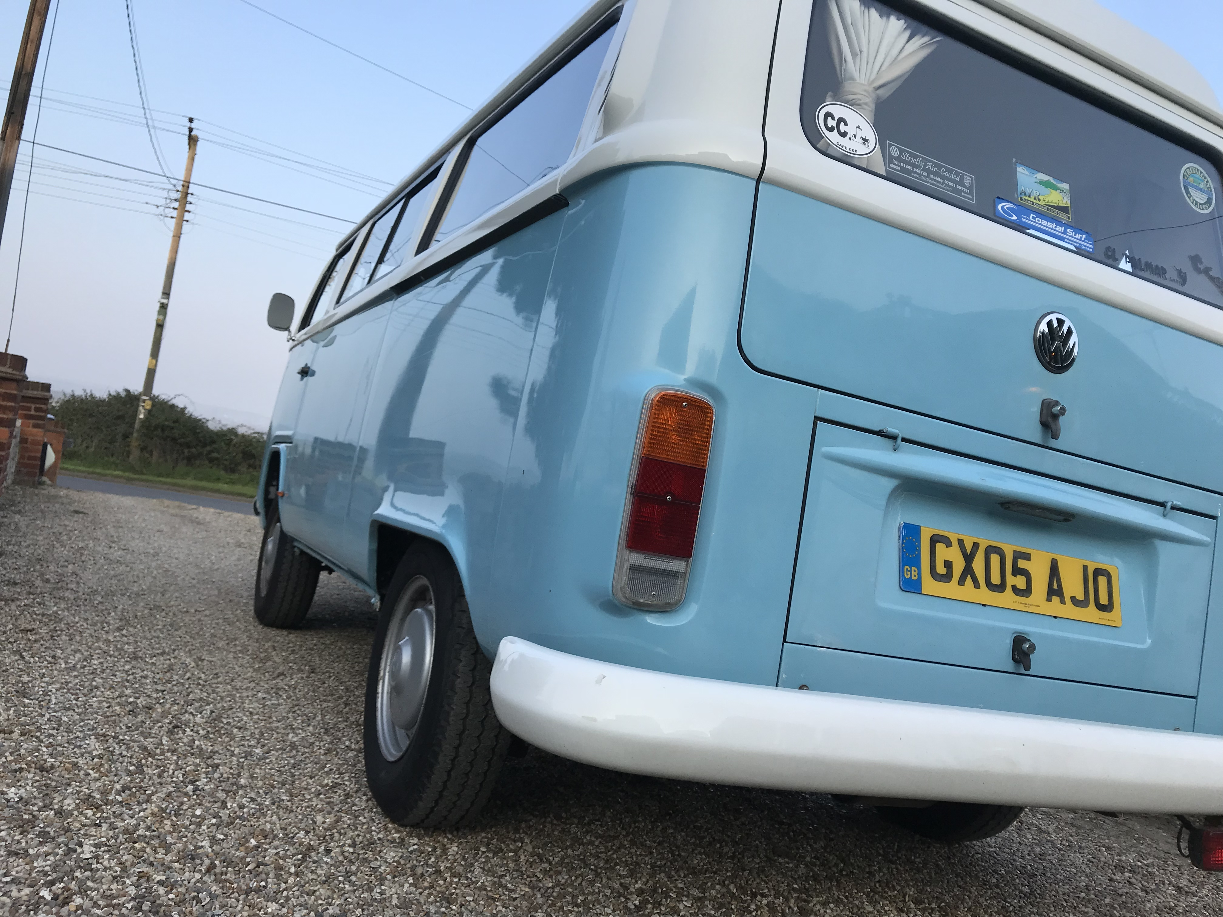 vw brazilian campervans for sale