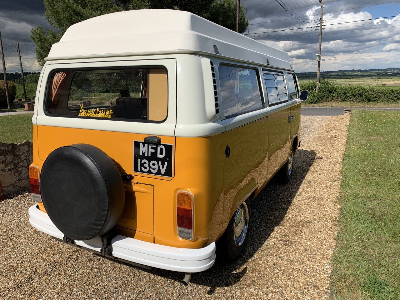 vw campers in essex