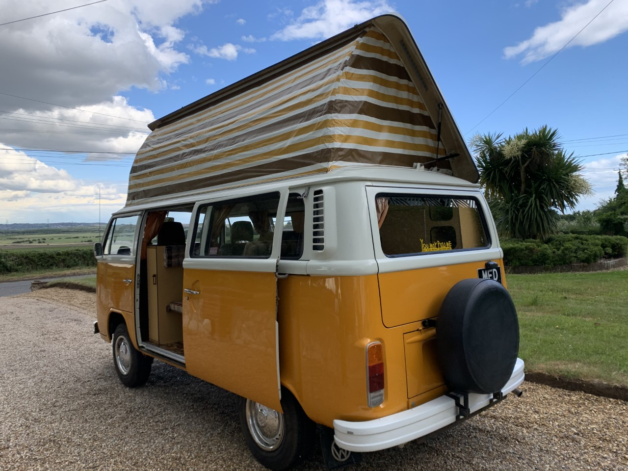original vw campers for sale