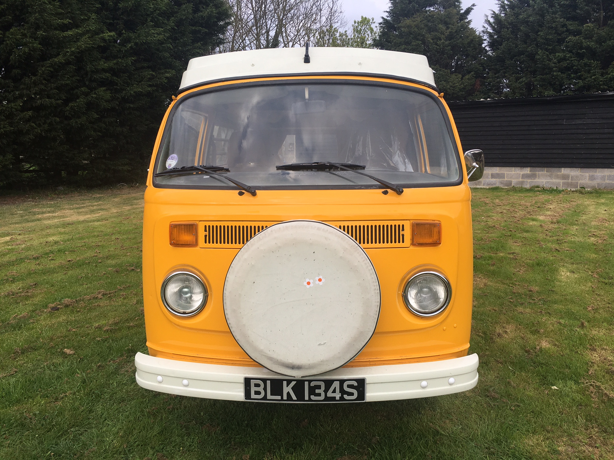 1978 westfalia 4 berth camper