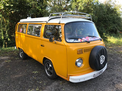 vw devon camper for sale
