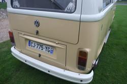 Aircooled VW Camper