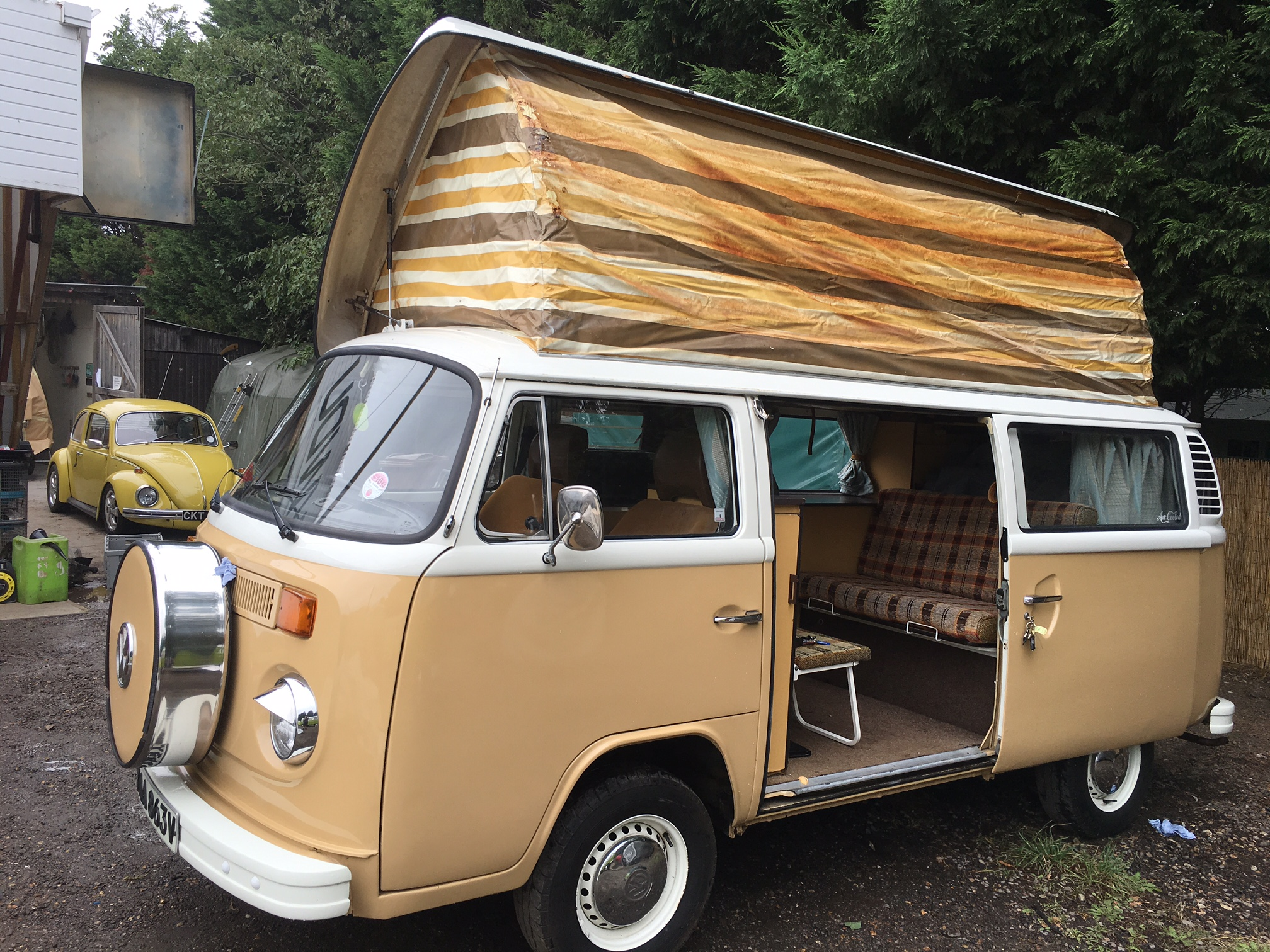 VW Devon Moonraker Camper Van