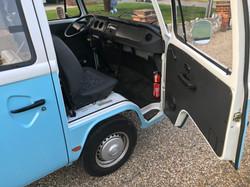 brazilian vw campervan for sale