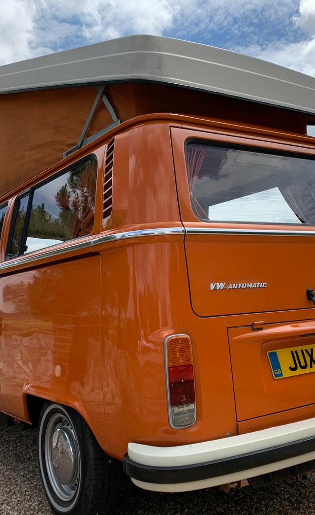 Westfalia Deluxe Campervan Essex Vwdownunder Com