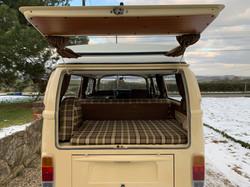 restored vw campervans