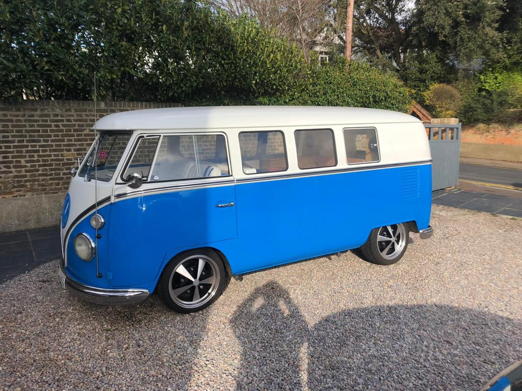 custom vw spitscreen