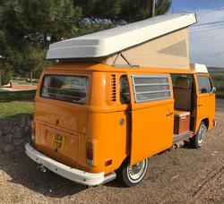 Westfalia Camper Conversion