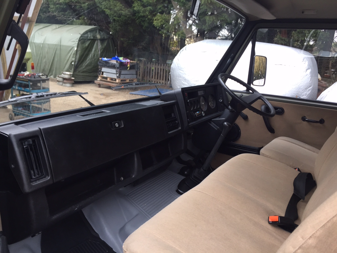 LT35 Truck Cab
