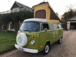 1974 VW Westfalia Camper Van