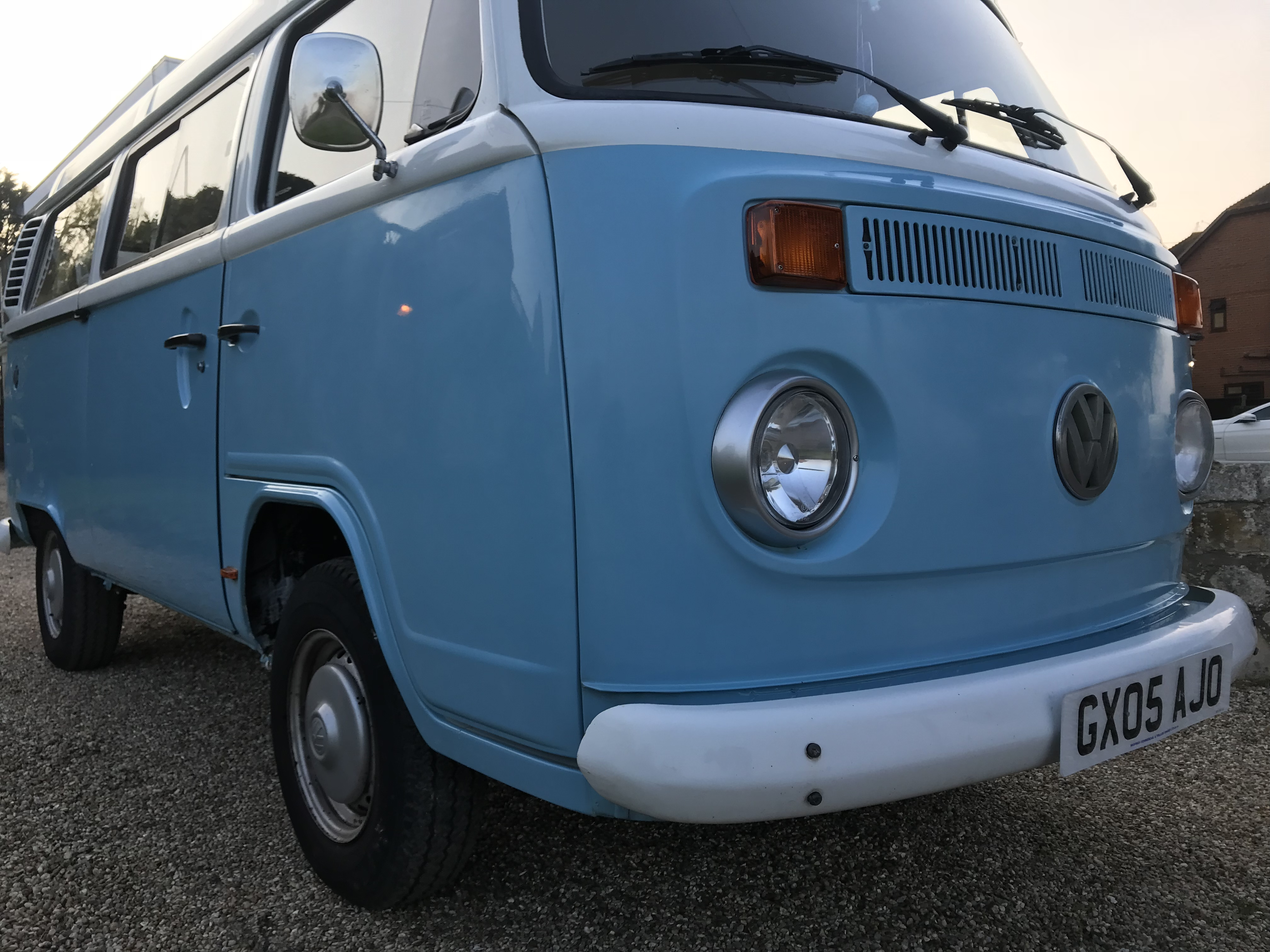 brazilian vw camper van for sale