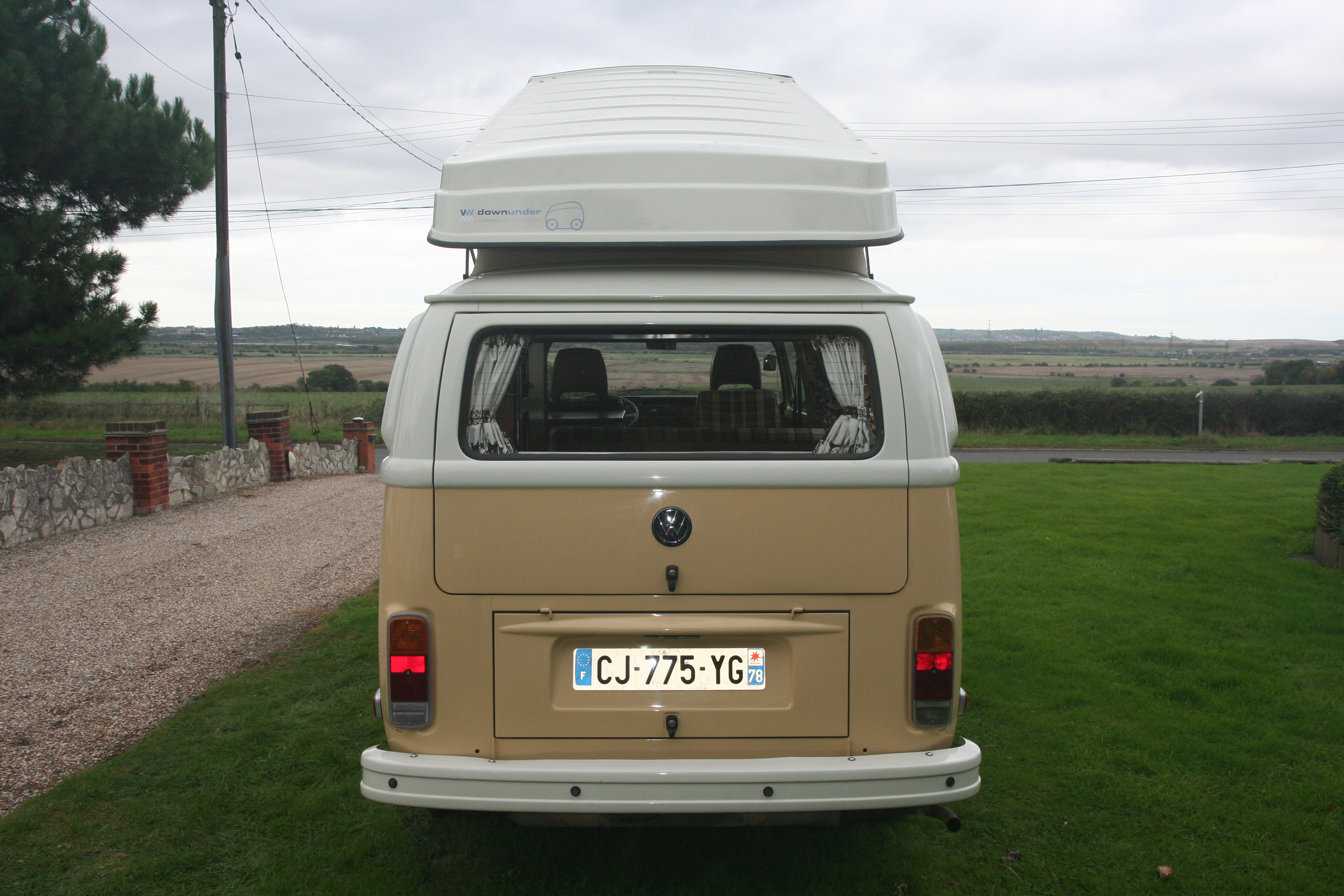 Westfalia Camper Van For Sale