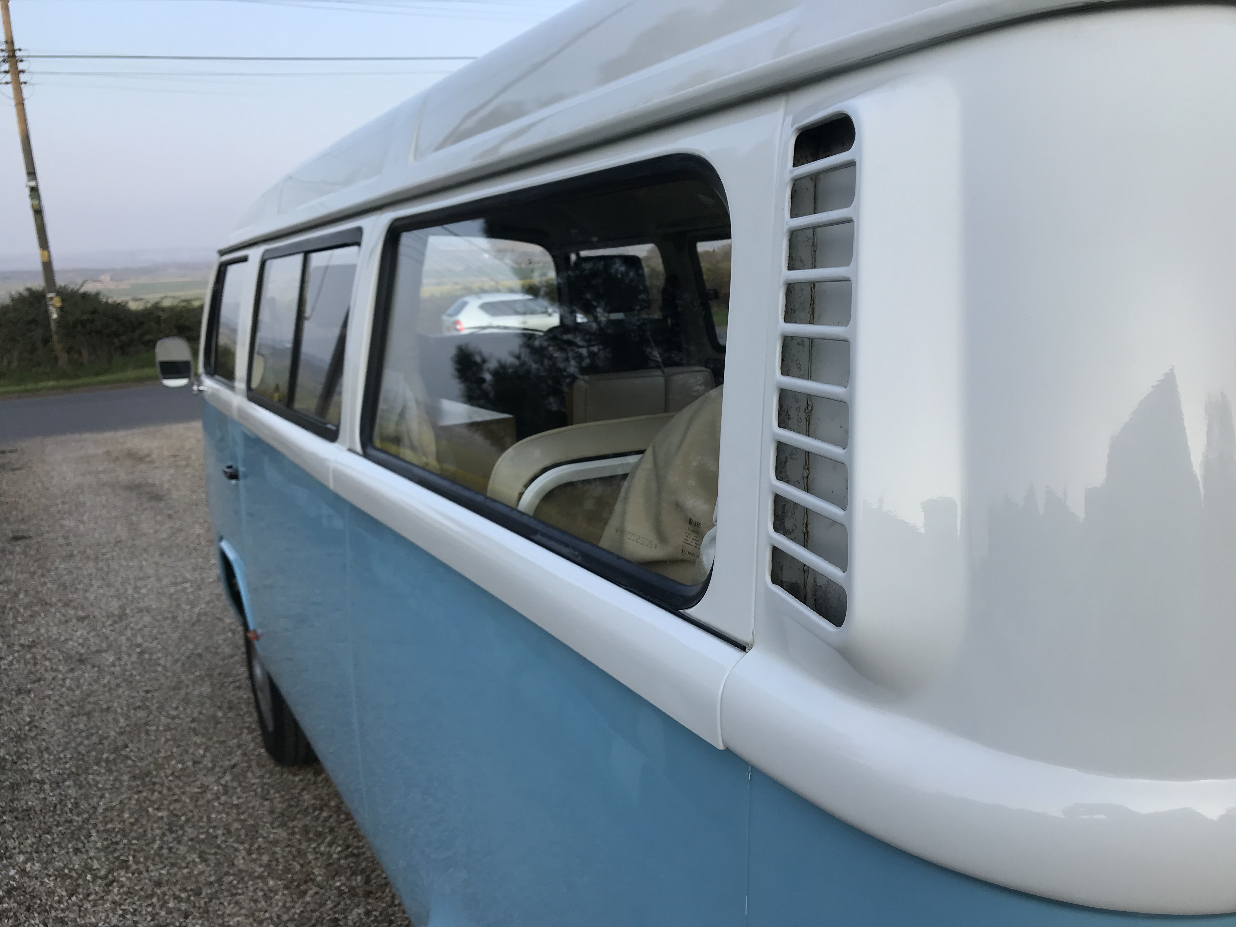 vw brazilian campervans