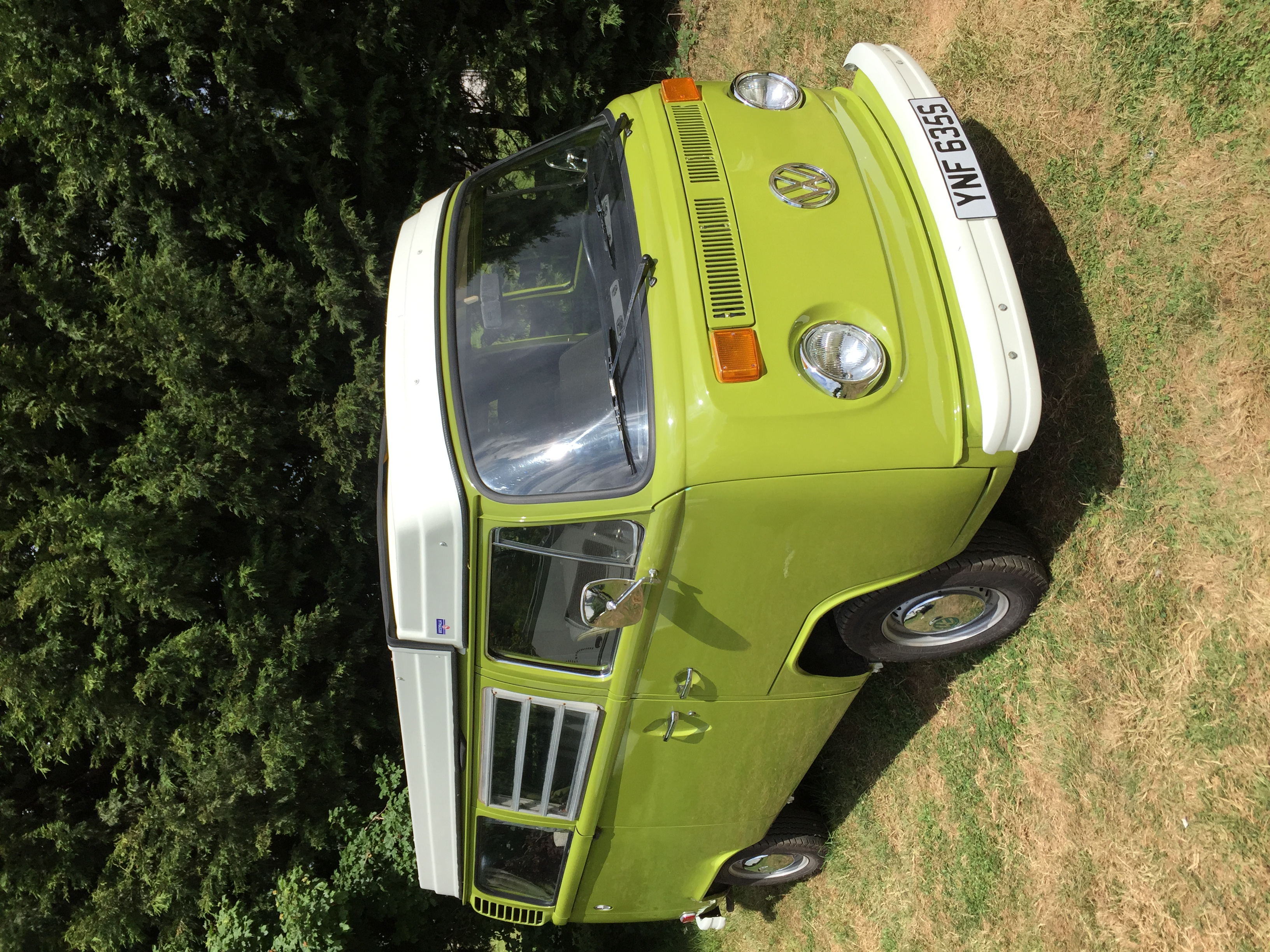 VW Westfalia Camper Van US Import