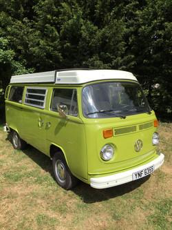 VW Westfalia Camper Van US Import