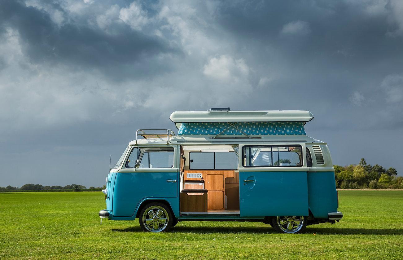 VW Camper Van Upgrades