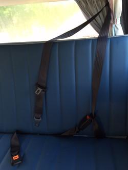 VW T25 Camper Van Seats