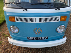 vw campers in brighton area