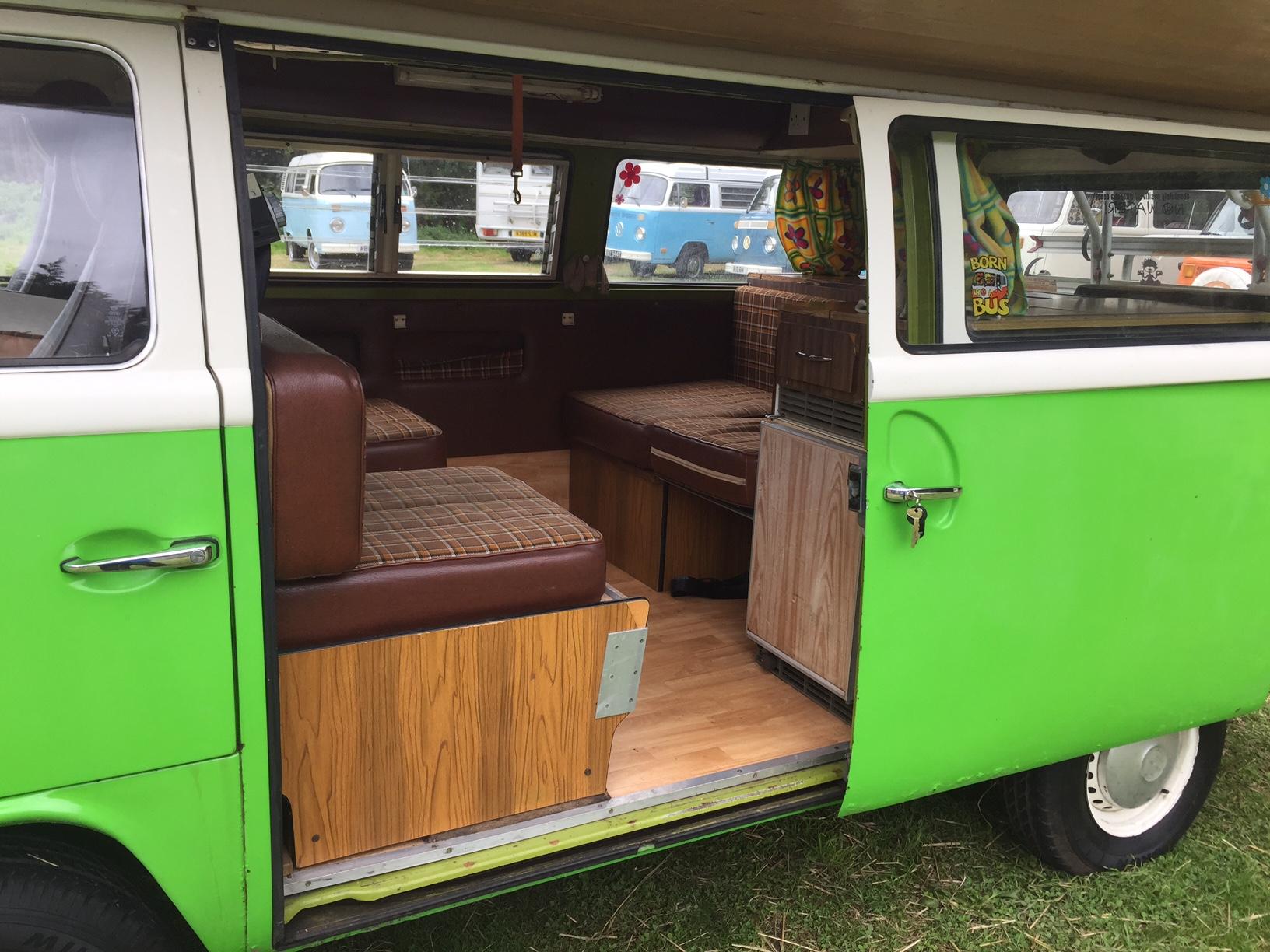 VW Viking Camper Van