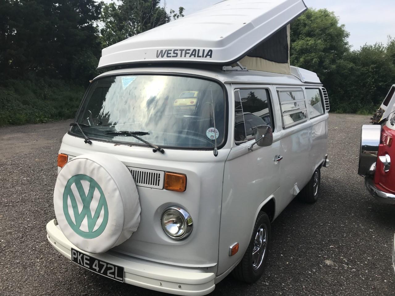 1973 Camper Van