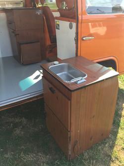VW Westfalia LHD Camper Van