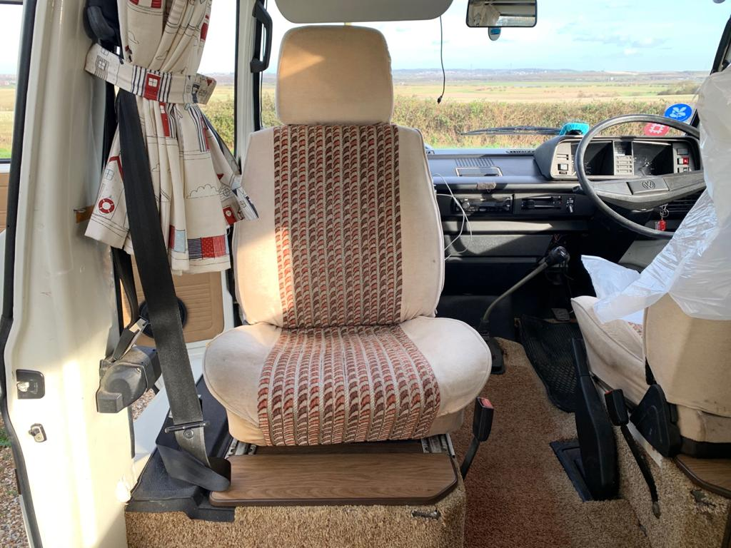 VW T25 WITH AWNING FOR SALE