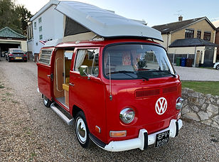 1969 VW Westfalia Conversion
