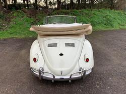 white volkswagen beetle for sale