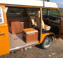 VW Campers in Essex