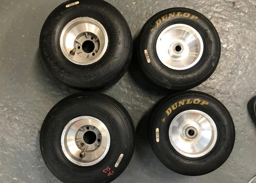 We've got some mean wheels