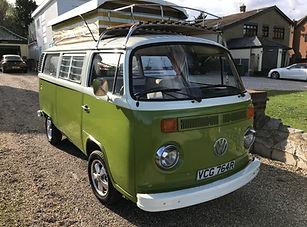 ad3cc53895 VW Camper Vans for Sale