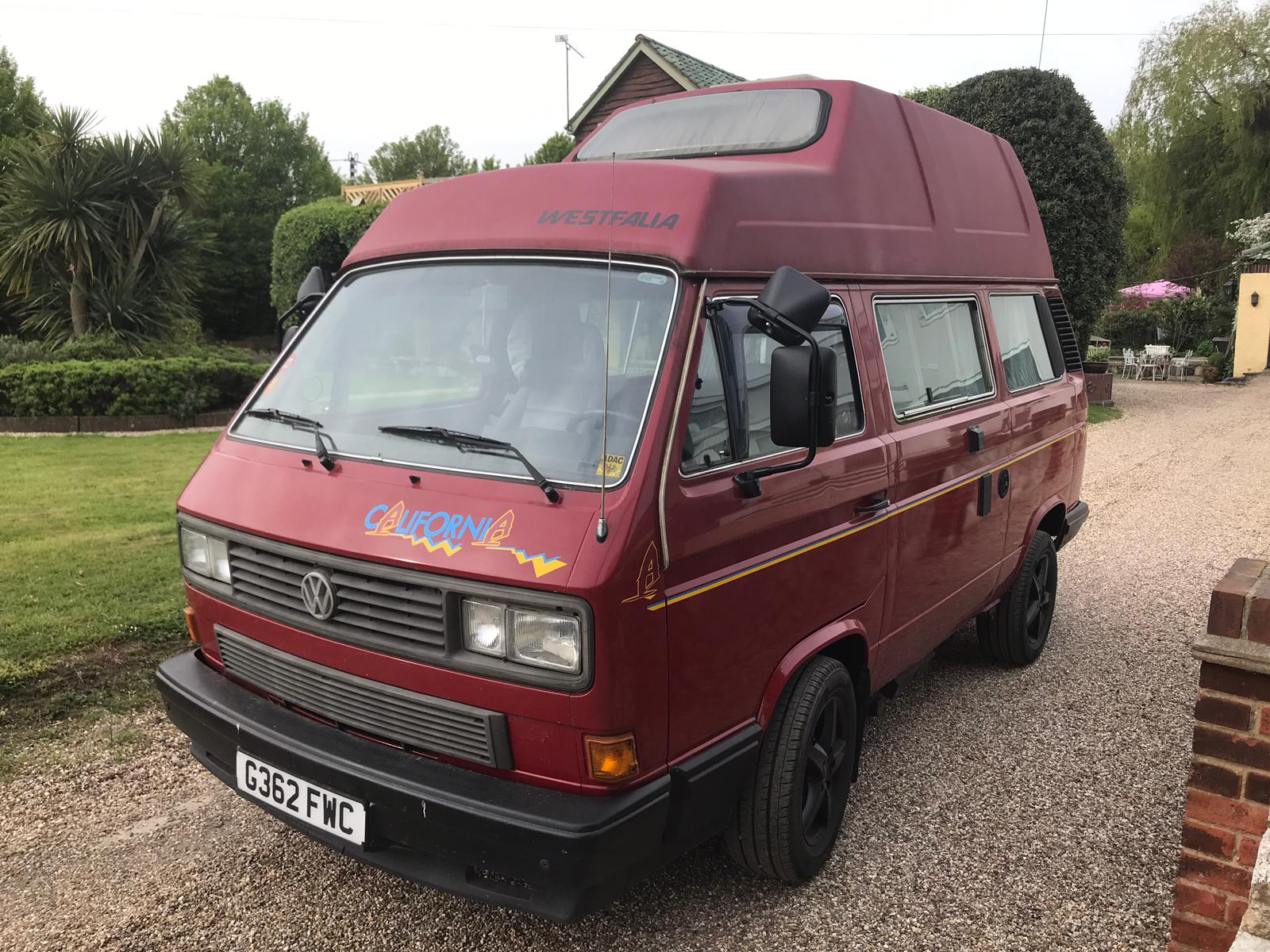 VW T25 Westfalia for sale Essex