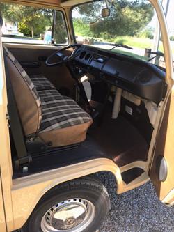 Winnie 1972 VW Westfalia