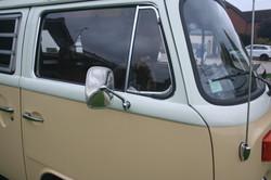 warranty on a vw camper