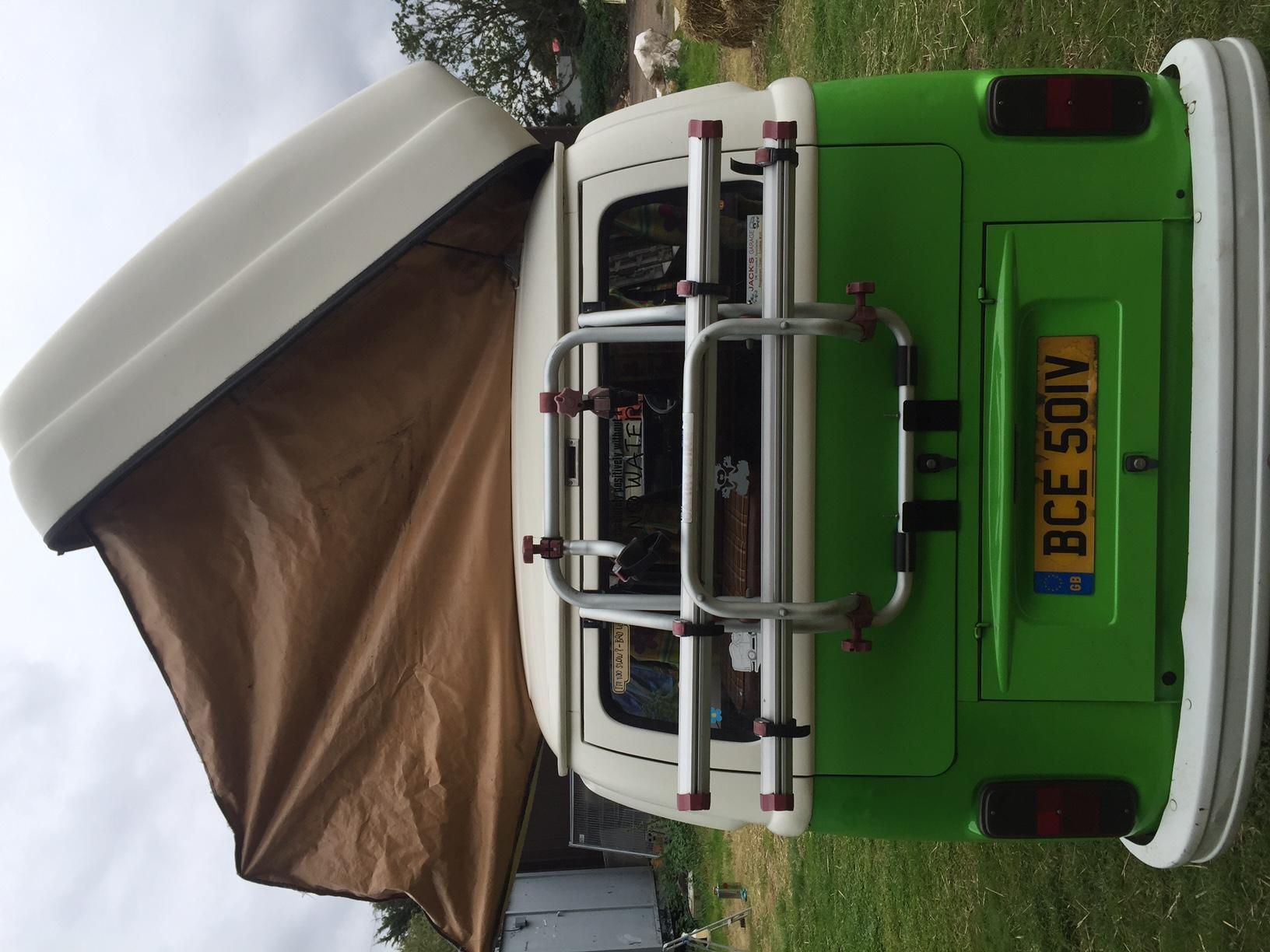 Viking Camper Van Pop Top Roof
