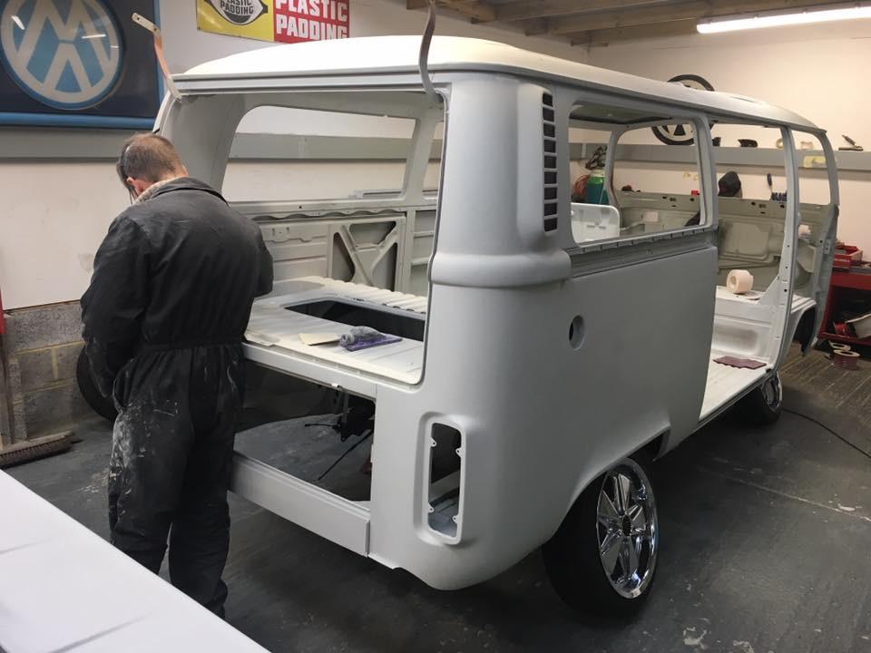 Essex VW Camper